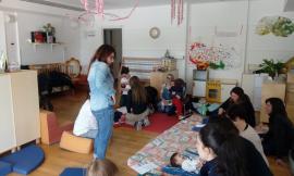 Incontro negli asili di Macerata per promuovere il benessere del bambino