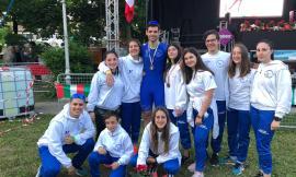 Campionato Italiano di pattinaggio corsa: quattro medaglie per la Roller Civitanova