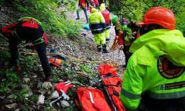 Esercitazione Regionale di ricerca a Pioraco con il Soccorso Alpino e la Protezione Civile (FOTO)
