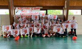 Calcio A5, Il Borgorosso Tolentino vola in serie C2