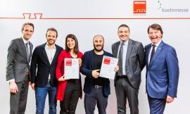 ICA fa il bis a Colonia e  si aggiudica il premio Interzum Award