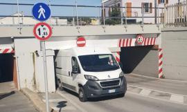 Civitanova, statistiche da record alla Castellara: ennesimo furgone bloccato