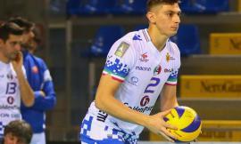Il Volley Potentino blinda il centrale Stefano Trillini