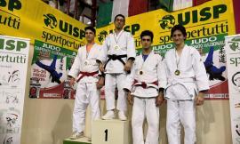 Potenza Picena, il judoka Federico Cetrangolo fa tris e conquista il titolo italiano