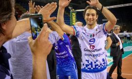 Volley, La GoldenPlast blinda il laterale Paolo Di Silvestre