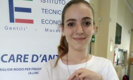 """Una studentessa dell'Istituto Tecnico Economico """"A. Gentili"""" vince il Luiss Summer School"""