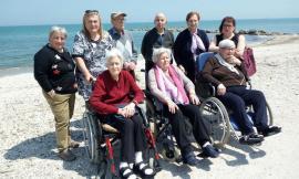 Gagliole, gesto di solidarietà dei nonnini della casa di riposo per i piccoli del Salesi di Ancona
