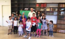 Festa di fine corso di Lingua araba a Montelupone (FOTO)