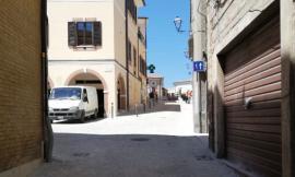 Potenza Picena, riapre via Mugellini