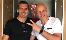 Altra importante conferma in casa Sangiustese: Luca Patrizi resta in rossoblù