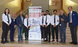 Corridonia, scuole protagoniste con la mostra sulla Coppa del Mondo di Paraciclismo - FOTO