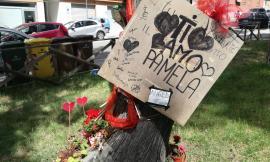 """Macerata, rubati ceri e peluche in ricordo di Pamela Mastropietro. La famiglia: """"Gesto da imbecilli"""""""