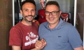 Sangiustese, Massimo De Reggi resta in rossoblù, ma in una nuova veste