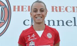 Volley, il capitano Sara Zannini lascia la Roana CBF