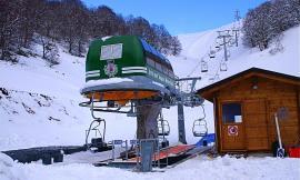 Castelsantangelo sul Nera, Impianti scioviari Monte Prata : accordo di gestione con ASSM di Tolentino