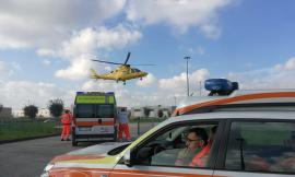 Ciclista muore a Fermo, la causa: un malore per il troppo caldo