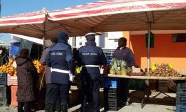 Civitanova, massicci controlli interforze: nel mirino mercato, Stazione e zona industriale