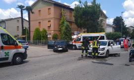 Frontale tra due auto a Trodica: coinvolta anche una bambina (FOTO)