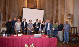 Corridonia, Chiesa di Sant'Agostino gremita per la conferenza del dottor Franco Serafini