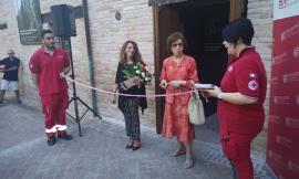 """Taglio del nastro all'Abbadia di Fiastra: inaugurata la mostra fotografica """"Obiettivo sul fronte"""""""