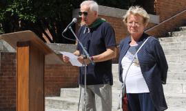 Celebrato il 75° anniversario della Liberazione di Macerata