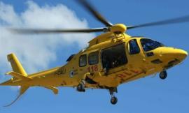 Esanatoglia, incidente al Crossodromo: 49enne trasportato a Torrette