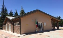 Fiastra, Centro sportivo e ricreativo di San Lorenzo al Lago: domani il taglio del nastro