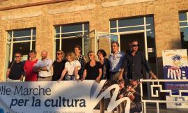 Civitanova, inaugurata la mostra di Renzo Tortelli (FOTO)
