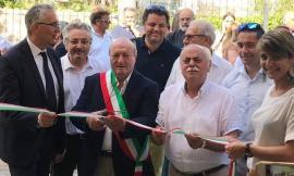 """Nuovo Centro sportivo a Fiastra, Scaficchia: """"Un po' questa inaugurazione ci fa rinascere"""""""