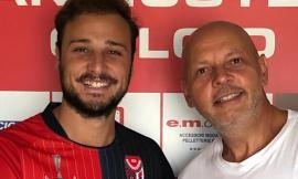 Importante conferma in casa Sangiustese: il difensore Scognamiglio resta in rossoblù