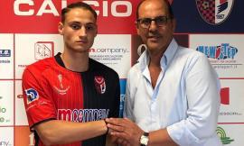 Sangiustese, arriva il giovane esterno d'attacco Vincenzo Romano