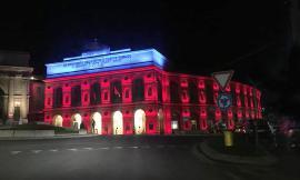 Macerata, inaugurazione luci allo Sferisterio: le modifiche al traffico
