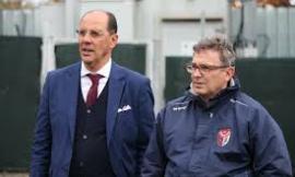 La Sangiustese sbarca a Civitanova: disputerà le gare interne al Polisportivo