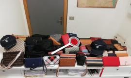 Porto Potenza Picena, 7 verbali amministrativi e 563 beni sequestrati: il bilancio della Polizia Locale sulla lotta all'abusivismo commerciale