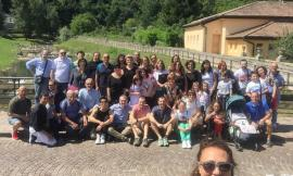 """Il coro dei Monti Azzurri e la Corale Chorus Recina di Villa Potenza """"in trasferta"""" a Trento"""