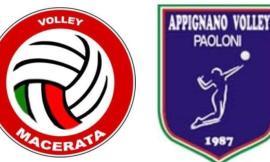 Volley Macerata e Paoloni Appignano uniscono le forze per la Serie B