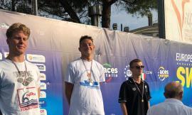 Salus Nuoto Matelica: Castagna, Pavoni e Tasso protagonisti ai Campionati Regionali