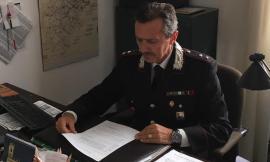 Macerata, il comandante del nucleo operativo Angelo Cimmarrusti promosso a tenente