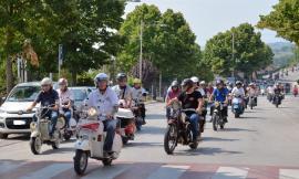 A Colmurano torna il raduno di auto e moto d'epoca (FOTO)