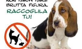 Mogliano, al via la campagna contro l'abbandono delle deiezioni canine