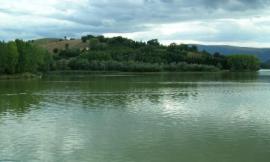 Tolentino, dragaggio al lago delle Grazie: temporaneo stop dell'acquedotto degli Orti