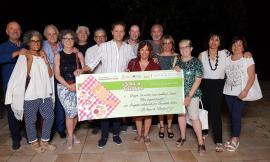 Pic nic solidale a Tolentino: donazione per l'Ospedale Salesi di Ancona