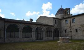 San Severino, nuovo intervento al chiostro del Glorioso grazie a fondi comunali e sms solidali