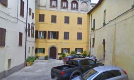 San Severino, post-sisma: torna agibile un condominio in centro storico