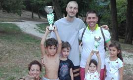 Montelupone, primo torneo di tennis nel campo del parco Eleuteri: i vincitori