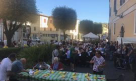 """San Severino, i nonnini della Casa di riposo animano il """"Lazzarelli Summer Festival"""""""