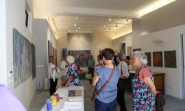 Grande successo per VenedìRipe, i colori animano il borgo di Ripe San Ginesio