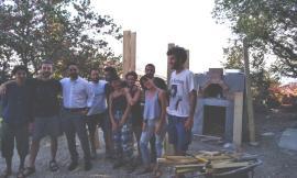 Monte San Martino si popola di giovani con il progetto Terminalia (FOTO)