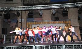 Il folklore romagnolo a Caldarola: grande successo per lo spettacolo della New Dance Forlì (FOTO)