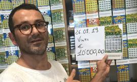 La dea bendata bacia Loro Piceno: vinti 10mila euro con un Gratta e Vinci